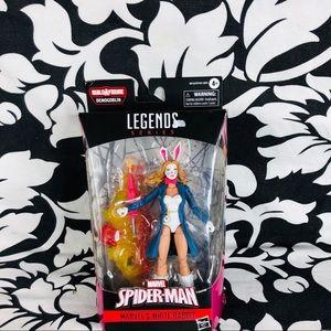 Marvel Legends Marvel's White Rabbit action figure
